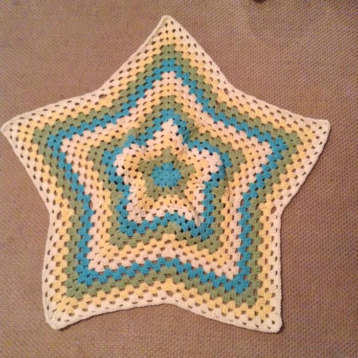 granny squares Crochet Bay